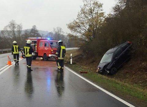 """Einsatz 9/2016 """"Verkehrsunfall"""""""