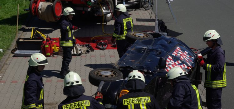Aktionstag der Feuerwehr Mittenaar