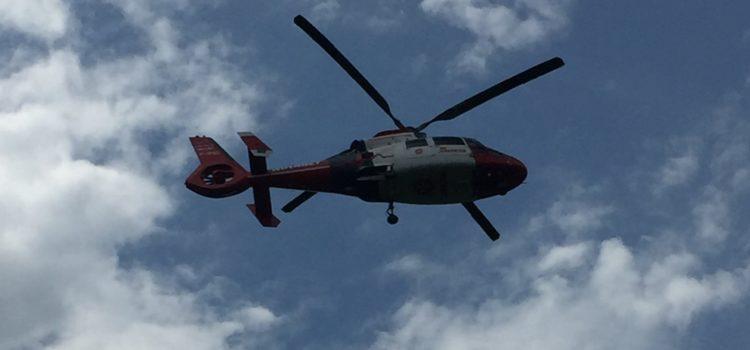 """Einsatz 23/2021 """"Ausleuchten Hubschrauberlandeplatz"""""""