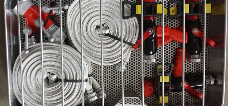 Sondereinsatzmittel Waldbrandbekämpfung