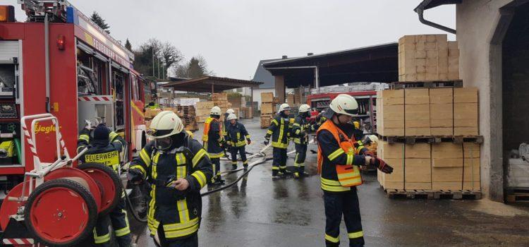 """Einsatz 5/2019 """"Feuer 2 – Schwelbrand"""""""