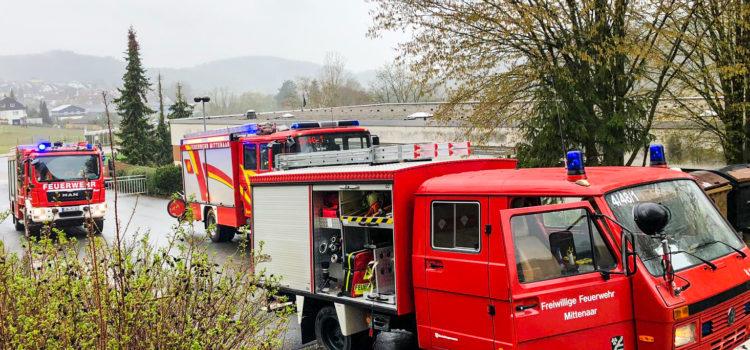 """Einsatz 11/2019 """"Brandmeldeanlage Schule, Schwelbrand"""""""