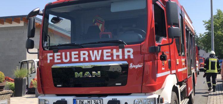 """Einsatz 18/2019 """"Ausgelöster Rauchwarnmelder"""""""