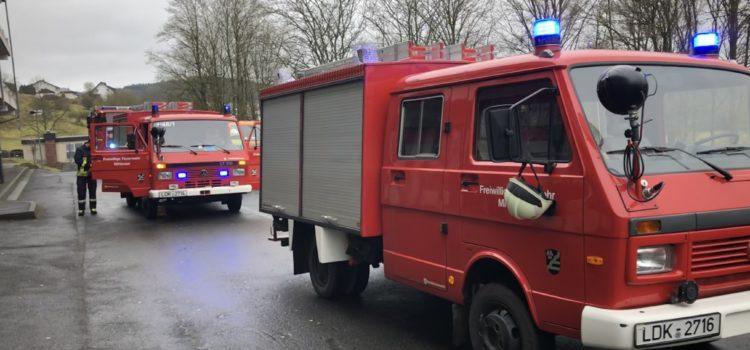 """Einsatz 5/2020 """"Ausgelöste Brandmeldeanlage"""""""