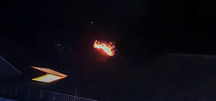Einsatz 7/2020 F2-Kaminbrand