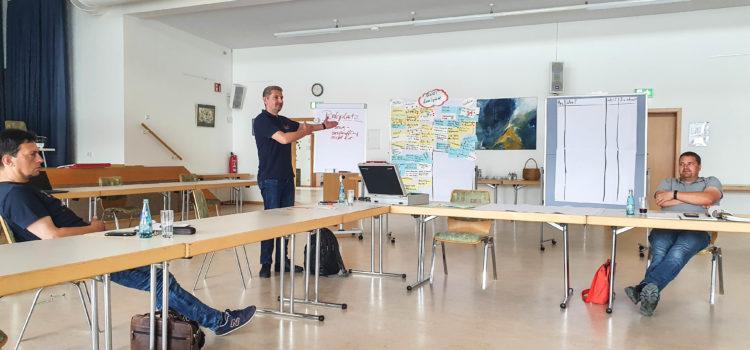 Workshop zur Zukunft der Feuerwehr